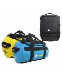 Bucket List Explorer Duffel Bundle - 40L and Pro Bag