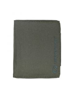Lifeventure - RFiD Wallet Recycled - Olive