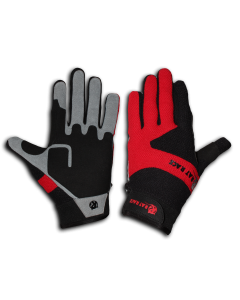 Tough Glove - Red/Black