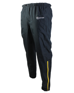 Kit List Waterproof Trousers - Black/Reflect