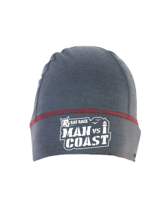 Rat Race - City to Summit Merino Beanie - Grey/Red - Man vs Coast