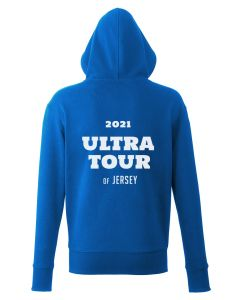Ultra Tour Jersey 2021 - Eco Hoodie - Royal Blue
