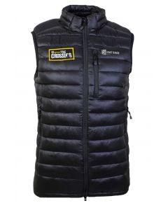Challenger Thermal Gilet - Black - With Event Patch