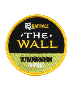 The Wall Sew On Patch