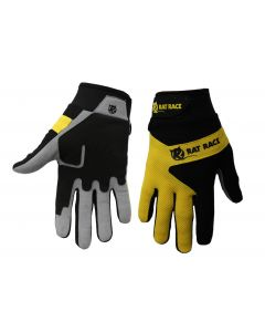 Tough Glove - Black/Yellow
