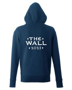 The Wall 2021 - Eco Hoodie - Navy