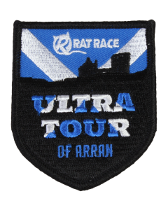 Ultra Tour Of Arran Sew On Patch