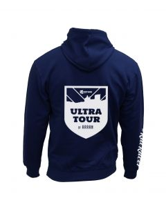 Ultra Tour Arran 2020 Hoodie - Navy/Orange
