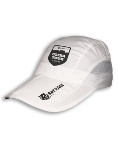 Ultra Tour Edinburgh Ridge - Folding Cap - White
