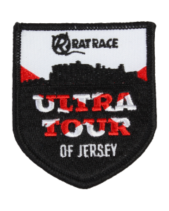 Ultra Tour Of Jersey Sew On Patch