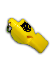 Emergency Whistle - Yellow