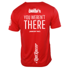 The Crossing 2020 - Virtual Run T-Shirt - Red