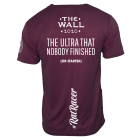 The Wall 2020 - Virtual Run T-Shirt - Plum